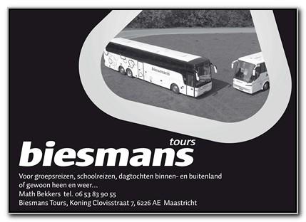Biesmans Tours
