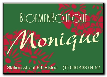 Bloemen Boutique Monique
