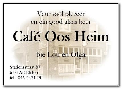 Cafe Oos Heim